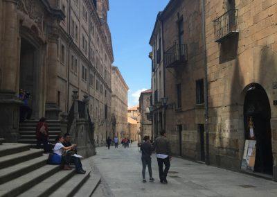 Calle Salamantina